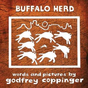 Godfrey Coppinger's Buffalo Herd Cover